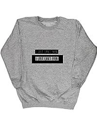 Hippowarehouse Just Can't Even Kids Children's Unisex Jumper Sweatshirt Pullover