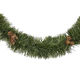 Heitmann-Deco-Tannengirlande-mit-Zapfen-grn-fr-innen-natrliche-Deko-Dekogirlande-Weihnachtsgirlande