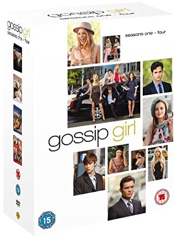 [UK-Import]Gossip Girl Season 1-4