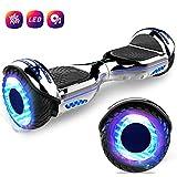 GEEKME Hoverboard auto bilanciamento Scooter elettrico da 6,5 '' per adulti...
