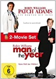 Patch Adams / Man of the Year [2 DVDs]