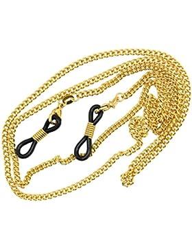 MagiDeal Cadena Color Oro para Gafas