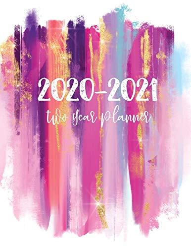Calendario Premier League 2020 16.2020 2021 Two Year Planner 24 Months Planner And Calendar 2 Year Monthly Agenda Schedule Organizer Business Planners With Holidays Appointment
