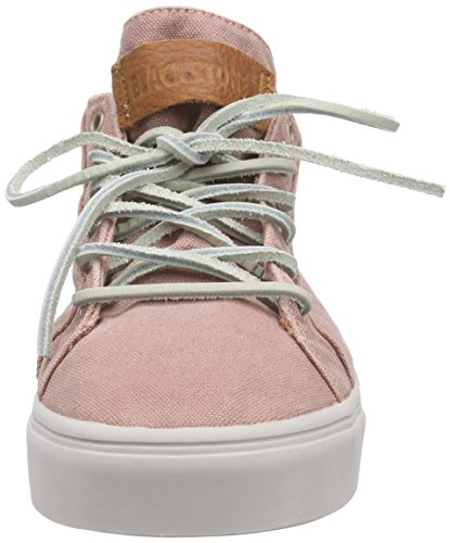 Blackstone Ll97, Baskets Basses Femme Rose - Pink (rose dust)