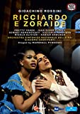 Rossini: Ricciardo e Zoraide [Pesaro Festival, 2018] [2 DVDs] - Juan Diego Florez, Pretty Yende, Sergey Romanosky, Xabier Anduaga, Giacomo Sagripanti