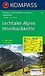 Lechtaler Alpen, Hornbachkette: Wande...
