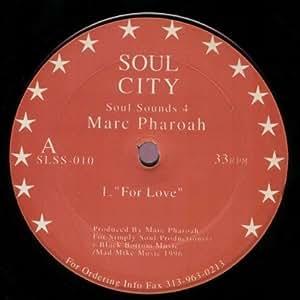 Marc Pharaoh - Soul Sounds 4 - Soul City - SLSS-010