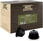 Note D'Espresso Tè Nero Capsule esclusivamente compatibili con macchine Nescafé* e Dolce Gusto* 120 g (48