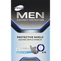 Tena Men escudo protector almohadillas Extra Light–Pack de 14x 3