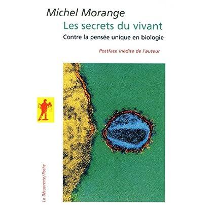 Les secrets du vivant (POCHES SCIENCES t. 363)