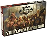 Blood Rage: 5th Player Expansion - Erweiterung - Board Game - Brettspiel - Englisch - English