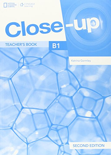Close-Up B1: Teacher's Book by Katrina Gormley (12-Jan-2015) Paperback