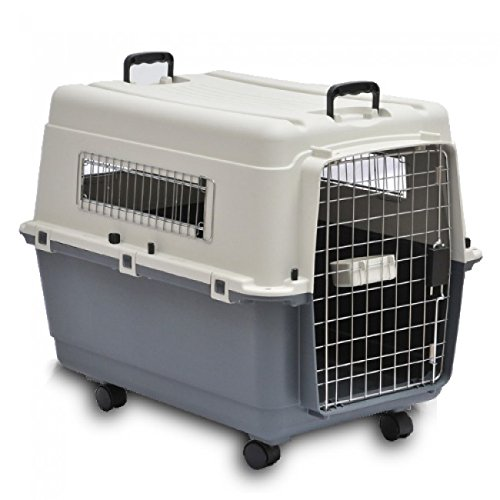 L90 Luxx IATA Approved Air Flight Kennel airline approved, used for sale  Delivered anywhere in UK
