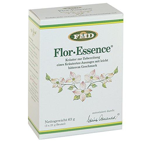 Flor Essence Kräutermischung, 3x21g | Der heilige Indianertrank | 8-Kräuterteemischung aus Kanada zum selbst ansetzen | Unterstützt das Wohlbefinden