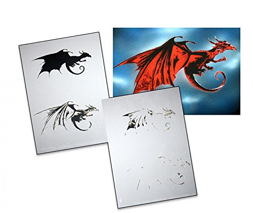 umr-design-as-003-drache-airbrushschablone-step-by-step-grosse-m