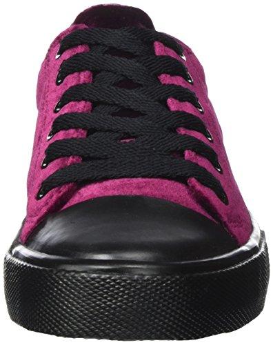 Romika Unisex Adulti Soling 08 Sneaker Red (bordo (410))