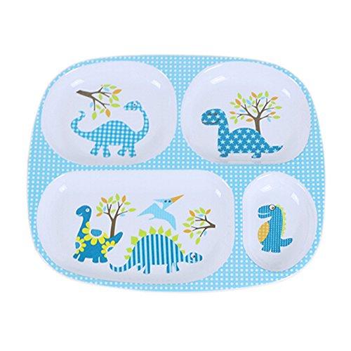 Gro?e Teller / Geteilte Teller / Baby-Dinner Tray A - Platten Aufgeteilt Für Kinder