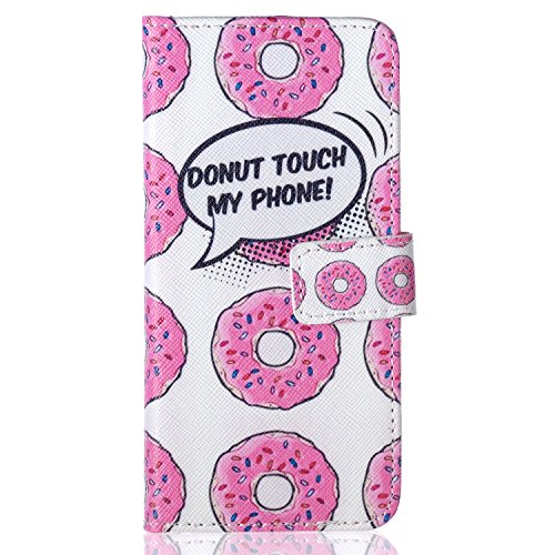 Für iPhone 6 6S Plus Hülle Flip Case,EMAXELERS iPhone 6S Plus Case,iPhone 6 Plus Case, iPhone 6S Plus Hülle Leder,Solid Feder Muster Hülle chutzhülle Case Cover Etui Schale mit Standfunktion Kartenfäc R 91