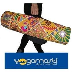 Yogamasti Yoga-matte, Einheitsgröße, Mehrfarbig