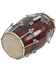SG Musical DM0015 Nut & Bolts Dholak