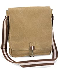Amazon.co.uk  Canvas - Men s Bags   Handbags   Shoulder Bags  Shoes ... b75eeb61e0b1b