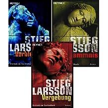 Stieg Larsson, Verblendung und Verdammnis und Vergebung als Set