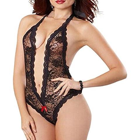 Fortan Las mujeres más el tamaño de la ropa interior de la ropa interior de la muñeca del cordón