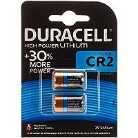 Duracell Spéciales Piles Ultra Lithium type CR2, Lot de 2