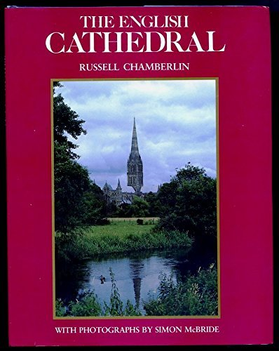 The English Cathedral by Russell Chamberlin (1987-12-02)