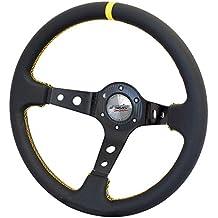 Simoni Racing SPEC Volante de Cuero