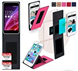 reboon Hülle für Asus PadFone S Tasche Cover Case Bumper | Pink | Testsieger