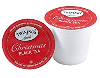 Twinings Christmas Blend Black Tea Keurig K-Cups