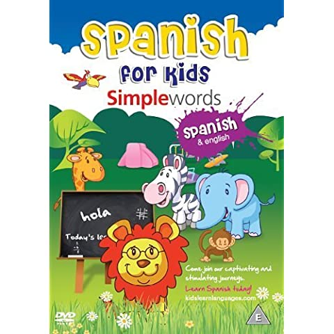 Spanish for Kids Simple Words 2010