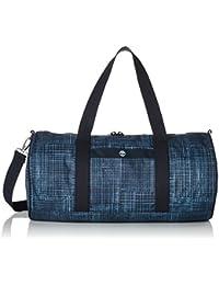 Timberland Duffel, Sacs portés main mixte adulte, Blau (Dark Sapphire Print), 24x24x51 cm (B x H T)