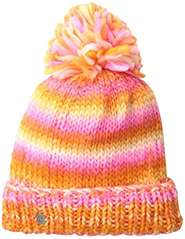 Spyder Girls Twisty Hat, White/Multi Color, One Size