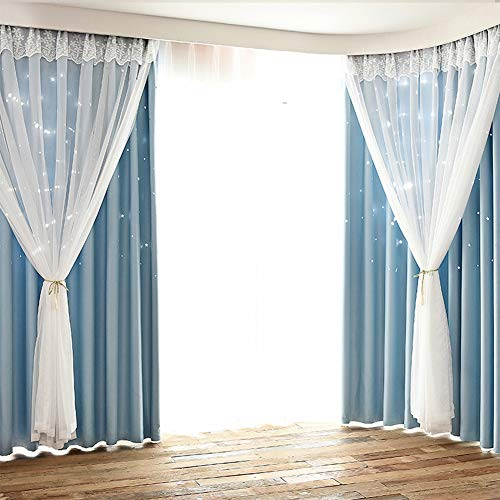 check MRP of double layer curtains XuBa