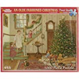 "Jigsaw Puzzle 1000 Pieces 24""X30""-An Olde Fashioned Christmas"