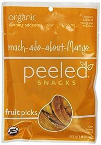 Peeled Snacks - Organic Fruit Picks Much-ADO-About-Mango 1.4 Oz. 102304