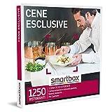 Smartbox - Cene esclusive Cofanetto Regalo Gourmet 1 menù di tre o quattro portate per 2 persone