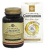 Solgar Full Spectrum Curcumin Liquid Extract Softgels 30 Ct