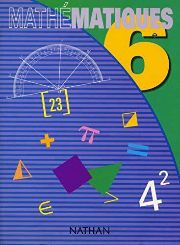Mathématiques 6e, élève