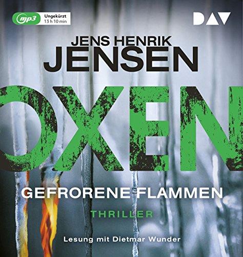Buchseite und Rezensionen zu 'Oxen. Gefrorene Flammen' von Jens Henrik Jensen
