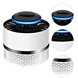 #10: Climberty Indoor Mosquito Killer Lamp, USB Power LED Mosquito Repellent Electronic Bug Zapper Mosquito Inhaler Night Lamp, Fly Killer Mosquito Trap Light for Outdoor Camping Travel Home Garden