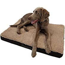 Power-Preise24 Cama ortopédica para Perro Benji- Comodidad óptima para su Mascota - Colchón