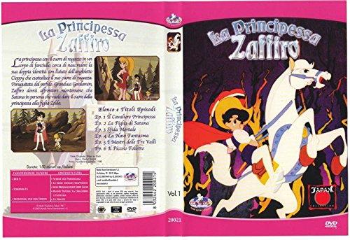 La Principessa Zaffiro Vol.1