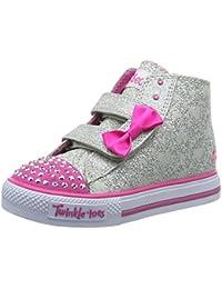 Skechers ShufflesSprinkle Steps Mädchen Sneakers