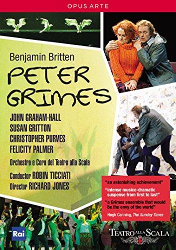 Benjamin Britten - Peter Grimes [DVD]