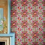 PIP Studio Tapete Bilderwand Singing Roses khaki