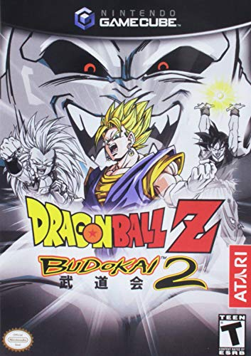 Dragonball Z: Budokai 2 - GameCube (Renewed)