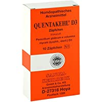 Quentakehl D 3 Suppositorien 10 stk preisvergleich bei billige-tabletten.eu